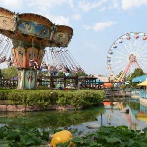 Elitch Gardens Water and Theme Park